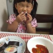 「よろしくお願いします(^ ^)」うちの子自慢!【こどもの笑顔あふれるおいしい食卓風景】大募集&投票コンテストの投稿画像