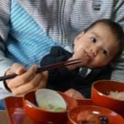「初めての食事」うちの子自慢!【こどもの笑顔あふれるおいしい食卓風景】大募集&投票コンテストの投稿画像