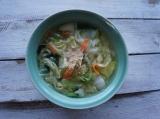 「   麺とスープと具材をお鍋に入れて煮込むだけ!?本格冷凍野菜タンメン♪ 」の画像(6枚目)
