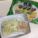 「シマダヤ「野菜タンメン」は鍋1つで国産野菜たっぷり~~!!」の画像(2枚目)