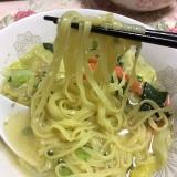 「シマダヤ「野菜タンメン」は鍋1つで国産野菜たっぷり~~!!」の画像(6枚目)