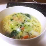 「簡単♪調理 シマダヤ野菜タンメン」の画像(2枚目)