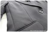 ◆着画レポ◆自宅で洗える!「夢展望」のストレッチアンクル丈パンツスーツの画像(9枚目)