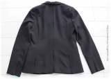 ◆着画レポ◆自宅で洗える!「夢展望」のストレッチアンクル丈パンツスーツの画像(6枚目)