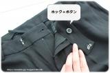 ◆着画レポ◆自宅で洗える!「夢展望」のストレッチアンクル丈パンツスーツの画像(15枚目)