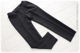◆着画レポ◆自宅で洗える!「夢展望」のストレッチアンクル丈パンツスーツの画像(12枚目)