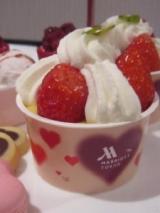 「東京マリオットホテル×ハーゲンダッツ アフタヌーンティー試食会」の画像(16枚目)