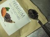 プレミアムカカオニブでマカロンとマカロンクッキーを作ってみました(^^♪