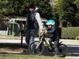 「   息子4歳半、初めての自転車。〈3ヶ月後〉 」の画像(3枚目)