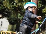 「   息子4歳半、初めての自転車。〈3ヶ月後〉 」の画像(1枚目)