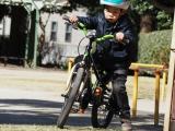 「   息子4歳半、初めての自転車。〈3ヶ月後〉 」の画像(13枚目)