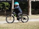 「   息子4歳半、初めての自転車。〈3ヶ月後〉 」の画像(6枚目)