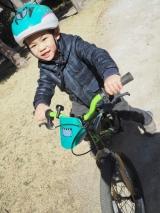 「   息子4歳半、初めての自転車。〈3ヶ月後〉 」の画像(2枚目)