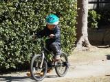 「   息子4歳半、初めての自転車。〈3ヶ月後〉 」の画像(9枚目)