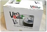 「新感覚ジューサー「Veg Beat(べジビート)」」の画像(1枚目)