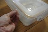 「銀の力で食材が長持ちするという抗菌密閉容器【ナノシルバーネオ】使ってみました♪」の画像(6枚目)