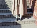 トラブル足をやさしく包み込むフラットシューズ「132フラットモカ」の画像(11枚目)