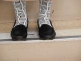 トラブル足をやさしく包み込むフラットシューズ「132フラットモカ」の画像(13枚目)