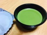 豆乳抹茶ぷりん♫セブンの画像(2枚目)