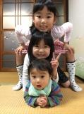 3姉弟❤︎