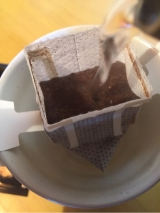 お茶屋さんのドリップバック珈琲飲み比べ体験の画像(9枚目)