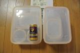 「   銀の力で食材が長持ちする抗菌密閉容器【ナノシルバーネオ】で作り置きおかず♪ 」の画像(1枚目)