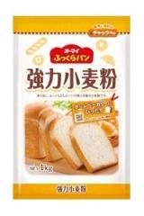 オーマイの「ふっくらパン強力粉麦粉」のモニターに応募の画像(3枚目)