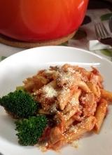 「イタリアの畑から~トマトピューレーづけ&トマトソース」の画像(5枚目)