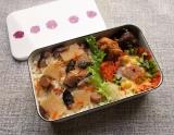 「アクリの冷凍食品でお弁当が美味しく&時短で作れて助かる~♪」の画像(1枚目)