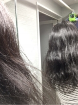 「翌日の髪の毛がサラサラ~~~」の画像(2枚目)