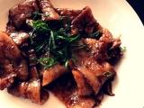 「   さわやか梅こんぶ茶風味の豚の生姜焼き@減塩梅こんぶ茶、玉露園 」の画像(4枚目)