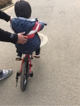 D-Bike MASTER(ディーバイクマスター)で自転車練習中の画像(4枚目)