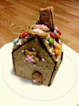 口コミ記事「「お菓子の家作り」に挑戦!!」の画像