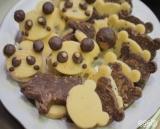 「☆ 共立食品株式会社さん バレンタイン手作りキットが便利で美味しい!チョコチップクッキー♬」の画像(4枚目)