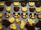 「☆ 共立食品株式会社さん バレンタイン手作りキットが便利で美味しい!チョコチップクッキー♬」の画像(8枚目)