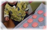 「☆ 共立食品株式会社さん バレンタイン手作りキットが便利で美味しい!マカロン♬」の画像(8枚目)
