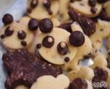 「☆ 共立食品株式会社さん バレンタイン手作りキットが便利で美味しい!チョコチップクッキー♬」の画像(2枚目)
