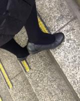 「ムレない&足が痛くならない万能ペタ靴  #アーチフィッター  #132フラットプレーンパンチング #AKAISHI」の画像(12枚目)