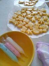 口コミ:ホワイトデーに簡単にアイシングクッキー作り☆の画像(6枚目)