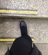 「ムレない&足が痛くならない万能ペタ靴  #アーチフィッター  #132フラットプレーンパンチング #AKAISHI」の画像(11枚目)