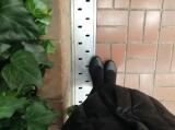 「ムレない&足が痛くならない万能ペタ靴  #アーチフィッター  #132フラットプレーンパンチング #AKAISHI」の画像(10枚目)