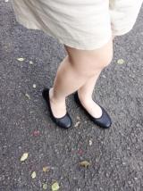 「ムレない&足が痛くならない万能ペタ靴  #アーチフィッター  #132フラットプレーンパンチング #AKAISHI」の画像(15枚目)
