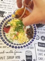 アサムラサキ かき醤油仕立て つゆストレートの画像(3枚目)