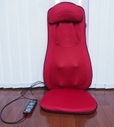 ドクターエアの3Dマッサージシートプレミアムが我が家のソファを占領中! の画像(5枚目)