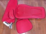 ドクターエアの3Dマッサージシートプレミアムが我が家のソファを占領中! の画像(3枚目)