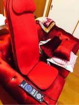 「#ドクターエア 3Dマッサージプレミアム 赤で毎日ほぐされてます❤️ #マッサージシート」の画像(10枚目)