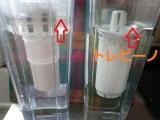 トレビーノ ポット型浄水器 浄水スピード比較の画像(4枚目)