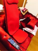 「#ドクターエア 3Dマッサージプレミアム 赤で毎日ほぐされてます❤️ #マッサージシート」の画像(3枚目)
