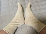 シルクを綿で守る 5本指靴下の画像(4枚目)