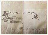 シルクを綿で守る 5本指靴下の画像(1枚目)